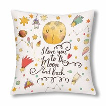 InterestPrint? I love You to The Moon and Back. Moon, Comic Astronauts, ... - £10.63 GBP