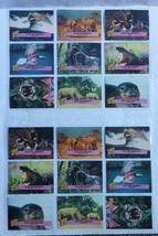Pro Set Club 1992 Save the Animals Silver Series Set of 18  Non-Sports C... - $19.36