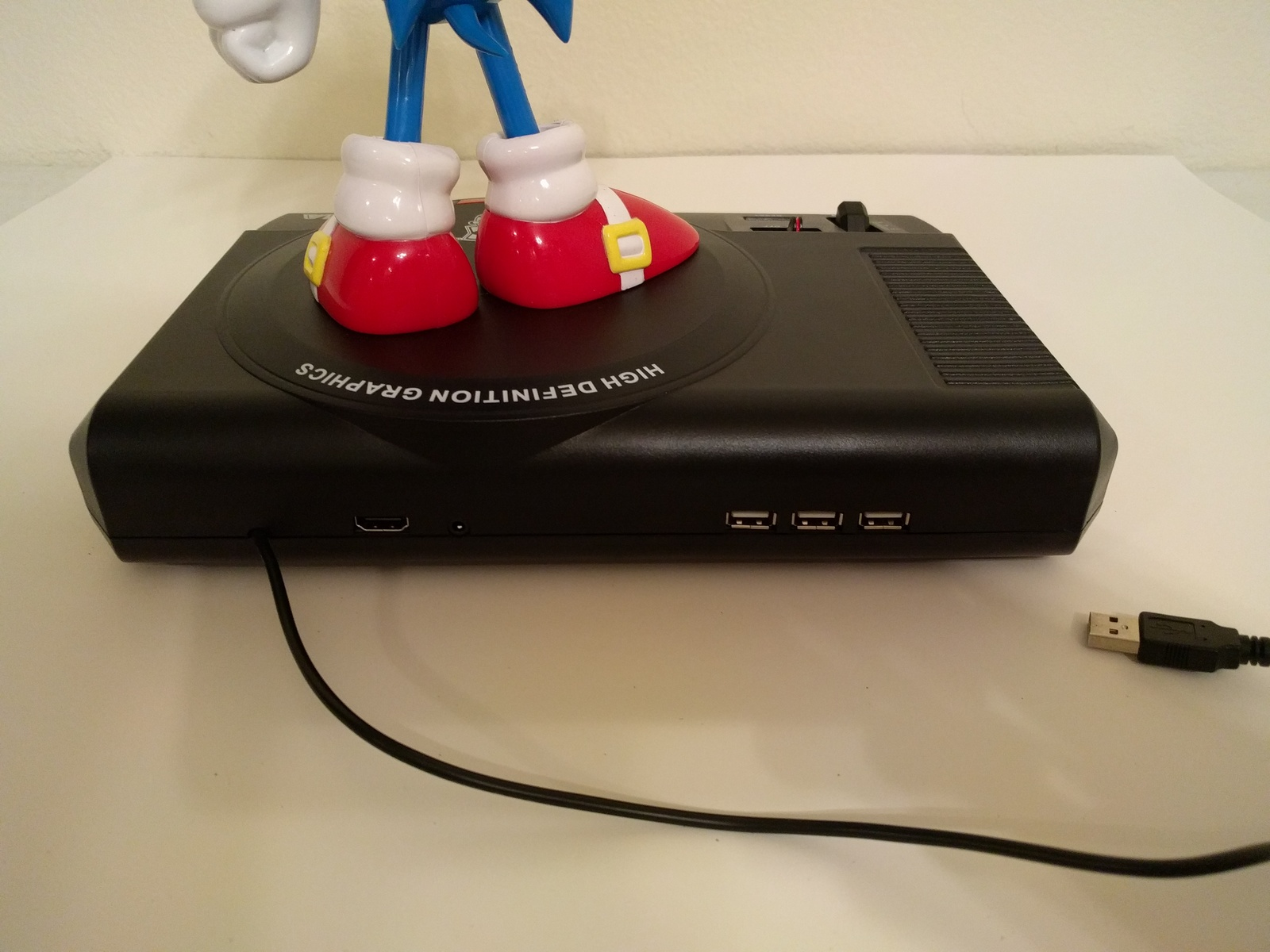 Sonic Mania Modding Service - Play games on your Sonic Mania Statue