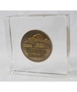 Vintage Il Ledger Commemorative Moneta Polk Florida Aprile 30 1979 - $25.99