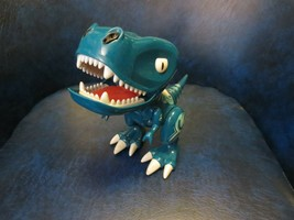 Zoomer Champlingz Hydro Dino Interactive Dinosaur    Lights and Sounds - $24.99