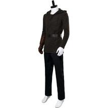 Star Wars 8 The Last Jedi Luke Skywalker Cosplay Costume Outfit Uniform New - $68.99+