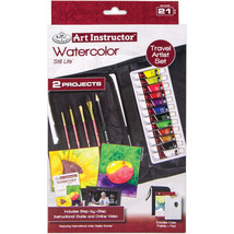 Art Instructor Watercolor Travel Set-Small - 21pc - $33.20