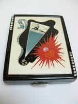 Estee Lauder Scorpio Birthday Powder Compact New Old Stock with protecti... - $24.99