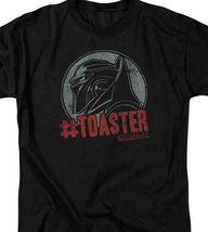 Battlestar Galactica Sci-fi TV series graphic t-shirt BSG243 image 3