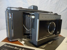 VINTAGE POLAROID LAND CAMERA Model J66 - Origin... - $9.80