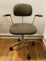 Vintage Labofa Mobler AS Office Chair 1960's Mid Century Modern - $187.00