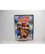 alvin  and  the  chipmunks  dvd movie - $1.25