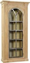 Display Cabinet FURNITURE CLASSICS COMPATI Creamy Taupe - $1,829.00