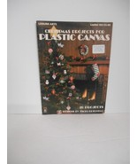 "Vintage 1979~Leisure Arts ""Christmas Projects"" Plastic Canvas~Leaflet #153 - $3.95"