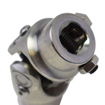 "Forged Steel Yokes Steering Shaft Universal U-Joint 9/16"" 26 Spline To 3/4"" DD image 8"