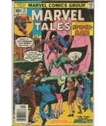 Marvel Tales #72 Spider-Man ORIGINAL Vintage 1976 Marvel Comics Bullit - $9.49