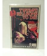 TWELVE REASONS TO DIE COMIC + ZOMBIES VS ROBOTS #1 - FREE SHIPPING - $14.03