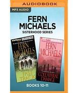 Fern Michaels Sisterhood Series: Books 10-11: Fast Track & Collateral Da... - $13.83