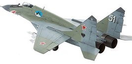 Academy MiG-29 Fulcrum Russian Air Force Plastic Model Hobby Model, 1/72