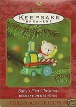 2001 Baby's First Christmas Keepsake Ornament - $19.99