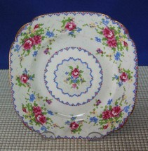 "PETIT POINT Royal Albert 6 1/8"" BREAD & BUTTER PLATE (s) Bone China, Eng... - $8.24"