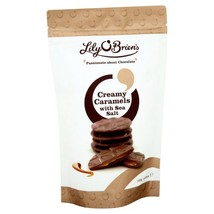 Lily O'Brien's Creamy Caramels with Sea Salt 120g - $7.91