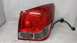 2011 Chevrolet Cruze Passenger Right Side Tail Light Taillight Oem 97804 - $143.74