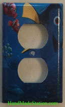 Finding Dory Nemo Light Switch Power Outlet Cover Plate Home decor image 2