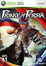Prince of Persia (Microsoft Xbox 360, 2008) VERY GOOD - $4.59