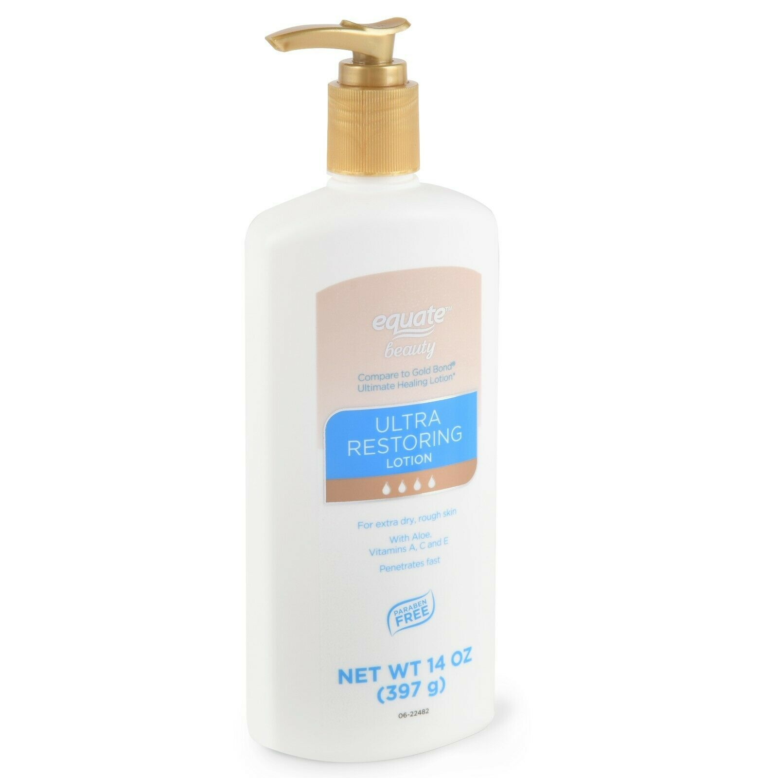 Equate Beauty Ultra Restoring Skin Therapy Lotion, 14 Oz+ - $19.79