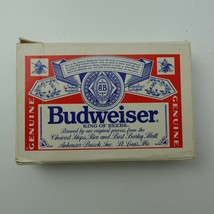 Budweiser King of Beers Playing Card Deck - $9.89