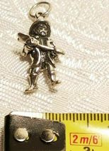 FASHION AND OCCUPATIONAL STERLING SILVER CHARMS .925 HUGE SELECTION YOU CHOOSE image 5