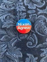 Lot of 18 Political Buttons Pinback Nixon Johnson Obama Carter Dole Bush Agnew image 5