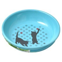 "Van Ness Ecoware Non-Skid Degradable Cat Dish 8 oz Capacity (5.25""D x 1.... - £9.42 GBP"