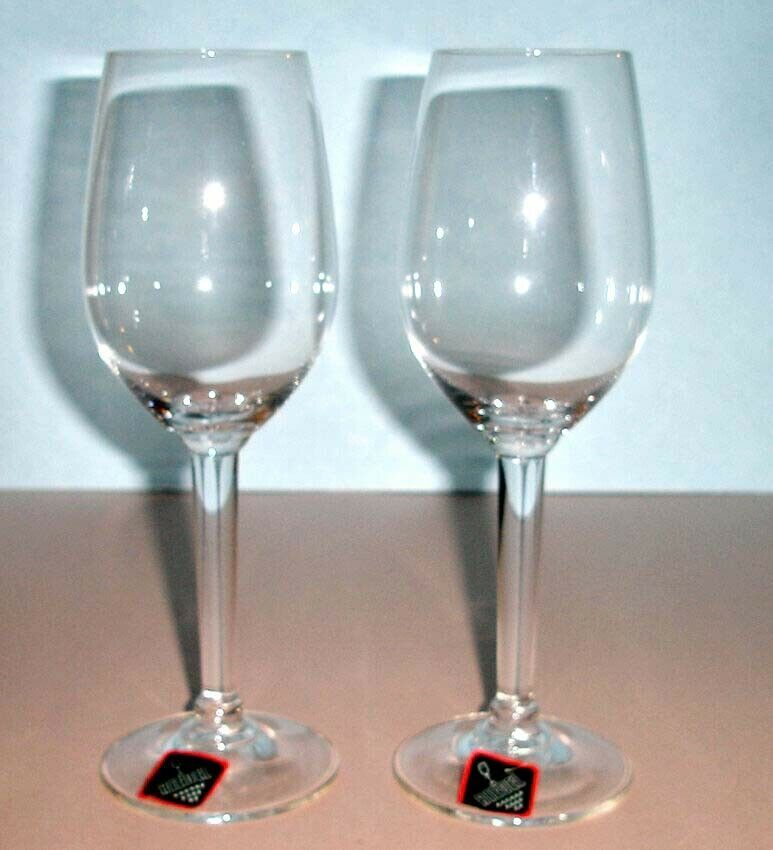 Riedel Champagne Glasses Set of 2 Extreme Restaurant Lead Free #454/28 New - $31.90
