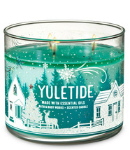 Bath & Body Works Yuletide Three Wick 14.5 Ounces Scented Candle - $22.49