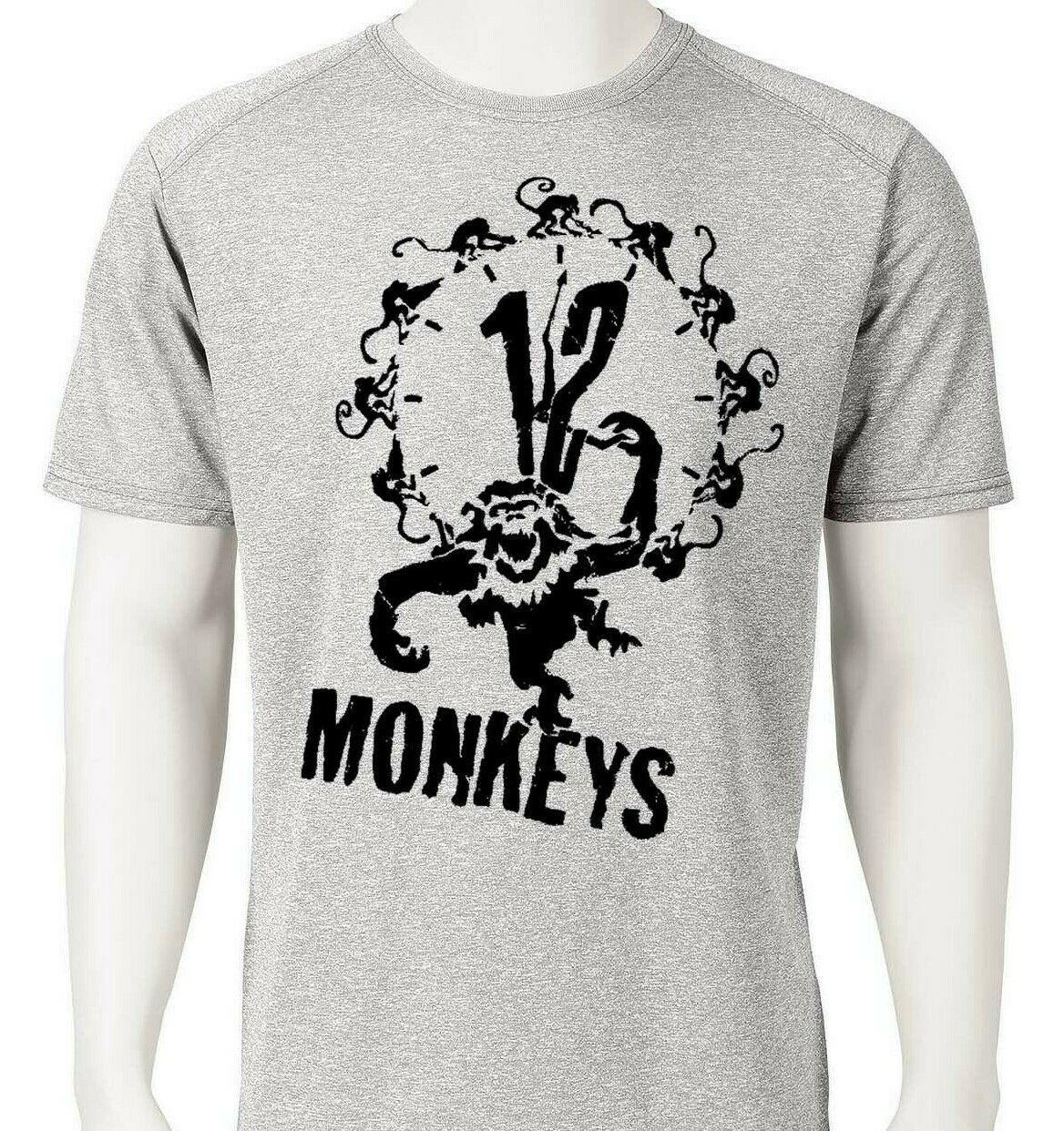12 monkeys tee