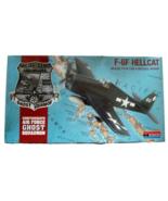 1988 Monogram Ghost F-6F Hellcat Model Kit - $23.95