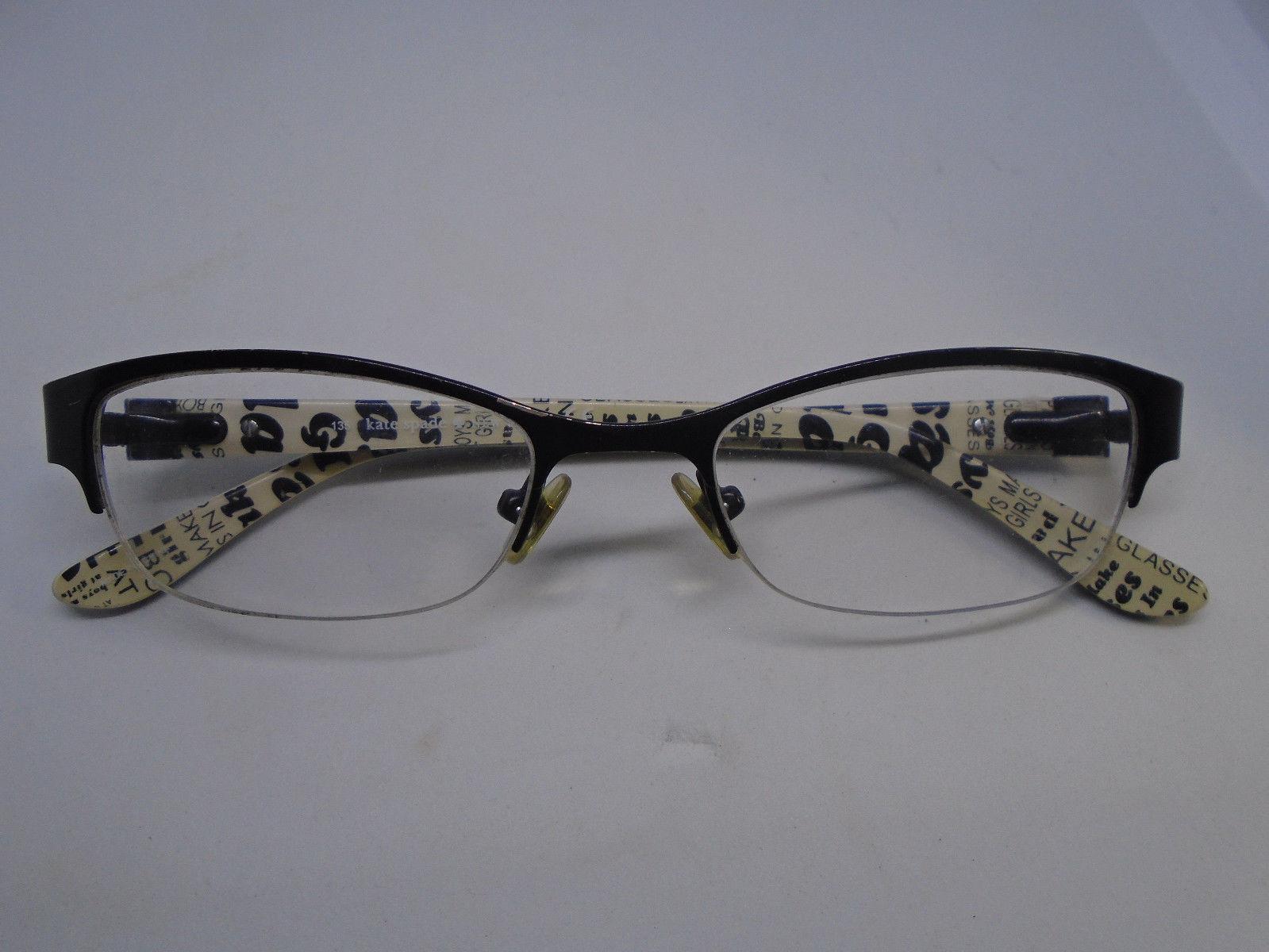 7447b36edb Kate Spade Womens Eyeglasses ADER 48-18-135 and 39 similar items. 57