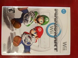 2008 Mario Kart Wii Game & case for Nintendo ships within 24 hours payme... - $31.95