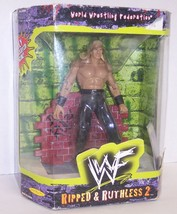 "New! 1998 Jakk's WWF Ripped & Ruthless 2 ""Triple H"" Action Figure WWE [909] - $24.74"