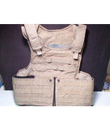 Diamondback Tactical Rapid Ballistic Vest Predator RBVP Medium ~ TAN ~ $... - $89.99
