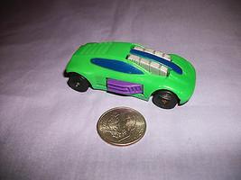 Hot Wheels 1994 Mattel Green Sports Car  - $1.17