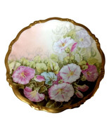 Limoges China Plate Hand Painted - $150.00