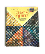 Charm Quilts Pattern Book by Beth Donaldson - $11.65