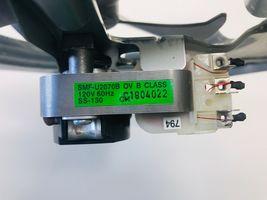 Samsung Microwave Cooling Fan Motor w/Blade & Housing DE31-00045B DE31-00064A image 5
