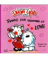 Thanks For Thinking of Love - (My Little Book of Dear God Letters Paperb... - $5.93