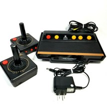 Atari Flashback 6 Classic Game System 100 Pre-Load Games 2 Wireless Cont... - $21.99