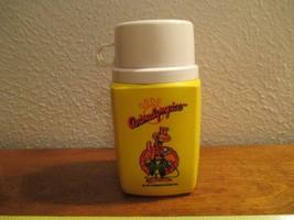 1979 Lisberger Studio Inc Animalympics Thermos Lunchbox  - $14.99