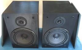 Yamaha NS-A525 Bookshelf Speakers, See Video !! - $55.00