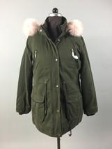 Luxury gift/Salmon pink   Parka fur Rabbit  /Hooded/ Wedding,or anniversary pres - $449.00