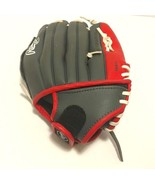 "Rawlings Players Series right hand 11.5"" Youth Baseball Glove PL115G Red... - $18.99"