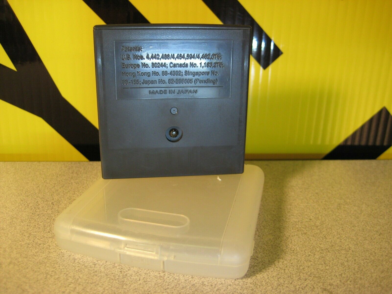 J.League GG Pro Striker 94 Sega Game Gear Cartridge with Case Soccer Football image 3