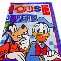 Disney Micky Mouse Club House Capers Rug Home Bedroom Playroom Decor - $38.00